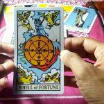 Foto Kartu Wheel of Fortune